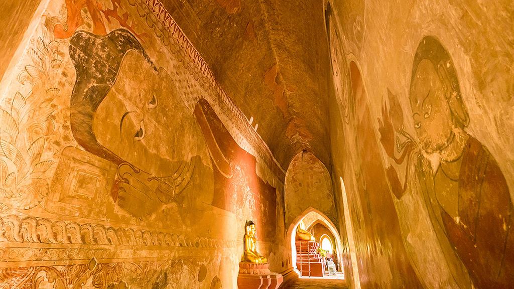 Myanamar Bagan Buddha
